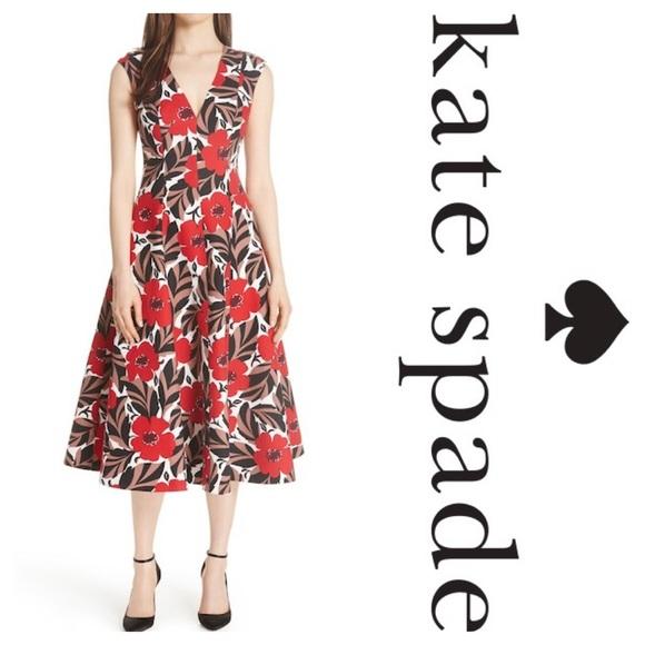 63f8cf85f8 New Kate Spade Poppy Field Structured Dress. Boutique. kate spade.  M_5c202161409c150bbd65dda8. M_5c20216061974575d176c8b8.  M_5c202163194dad762b8fafa9